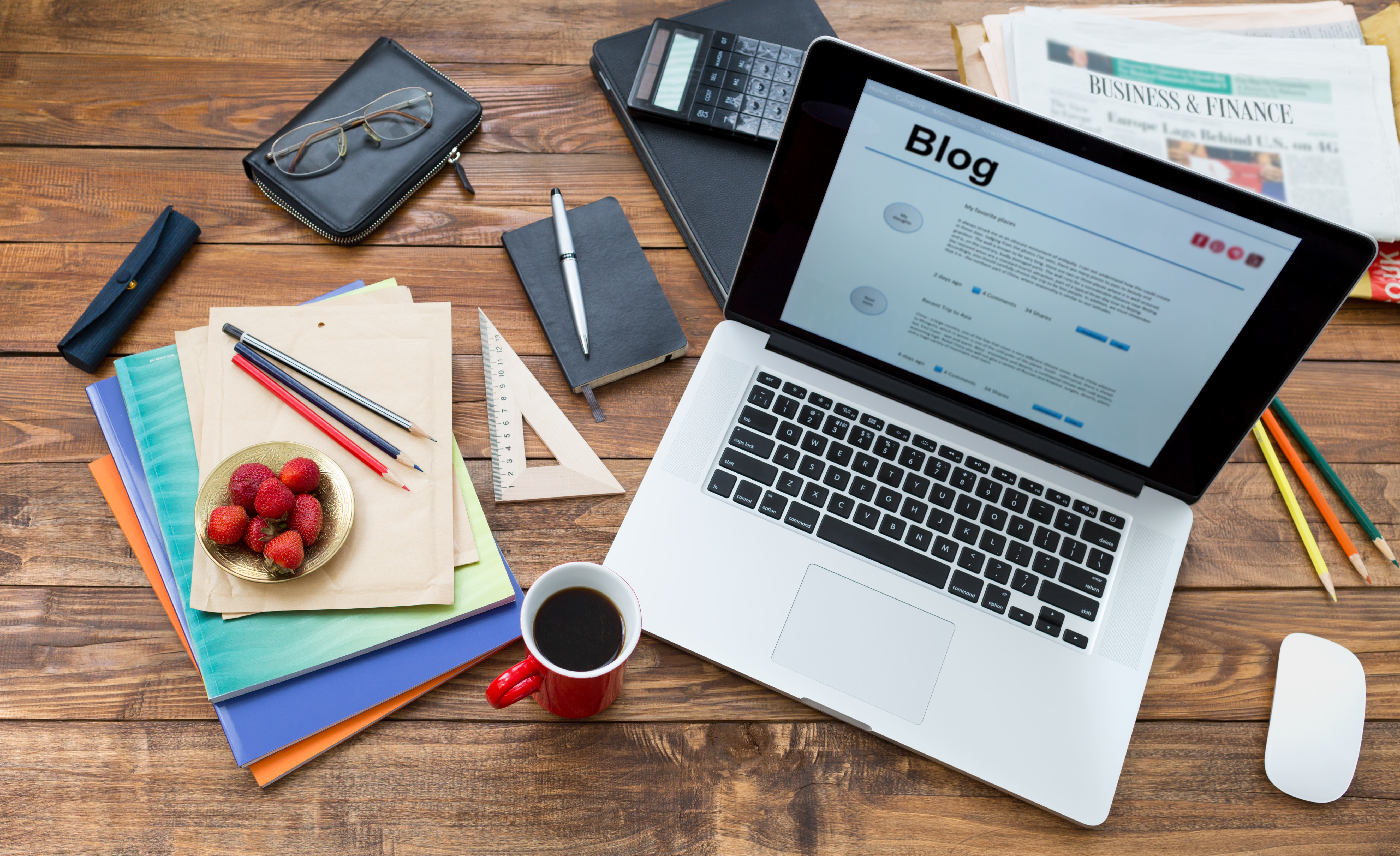 How to write a great business blog post