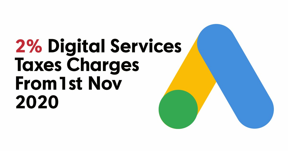 Google announce 2% Digital Services tax
