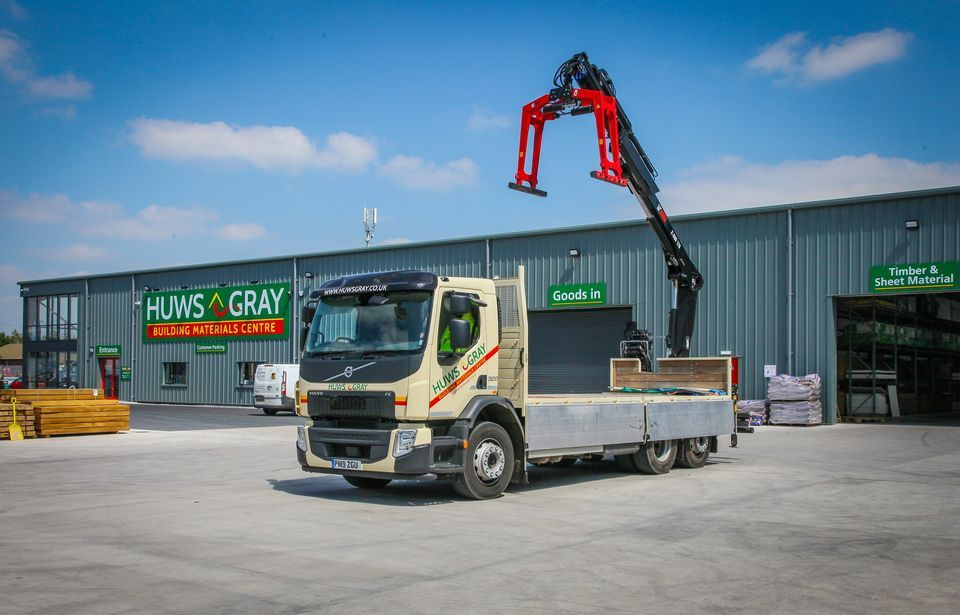 Affinity appointed by Huws Gray