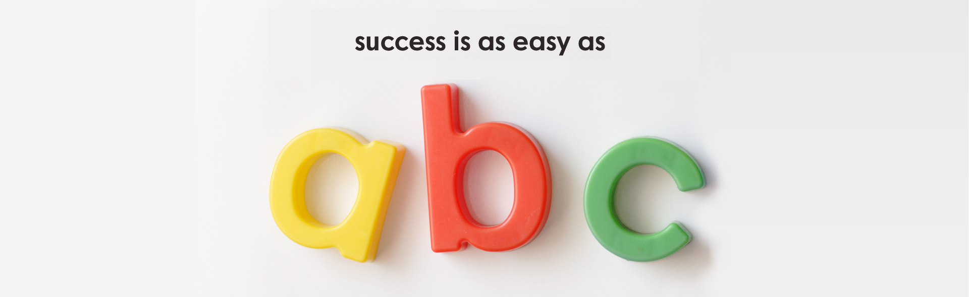 WooCommerce Success is as Easy as ABC